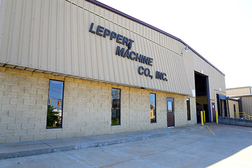 Leppert Machine Building