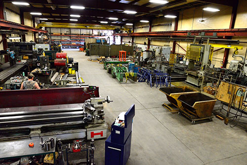 Leppert Machine - custom machine services in Mansfield, Ohio