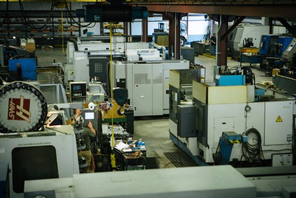Machining in Mansfield, Ohio